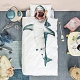 Snurk Shark Bedding