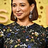 Maya Rudolph's Blunt Long Bob at the Emmys 2019
