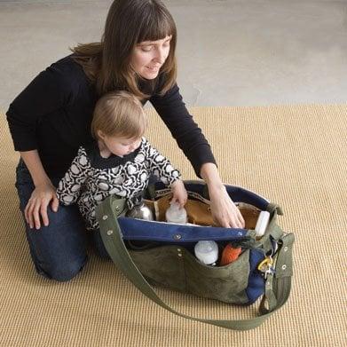 Ideal Diaper Bag, S. Stein Baby Case