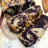 Marbled Protein Chocolate Banana Bread Recipe