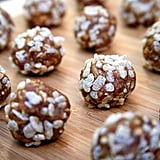 Crispy Vegan Peanut Butter Balls