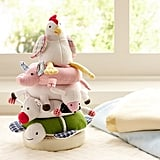 For Infants: Fun on the Farm Stacker
