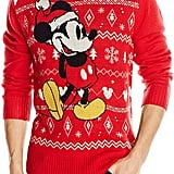 Disney Mickey Ugly Christmas Sweater