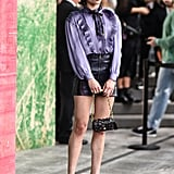 Rowan Blanchard's Best Fashion Moments With Photos
