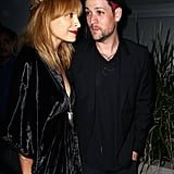 Nicole Richie and Joel Madden spent a night out together at a party for The Voice Australia in Sydney.