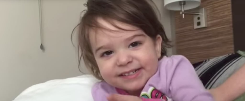 """Toddler's Brain Damage Is Miraculously """"Reversed"""" After Nearly Drowning"""