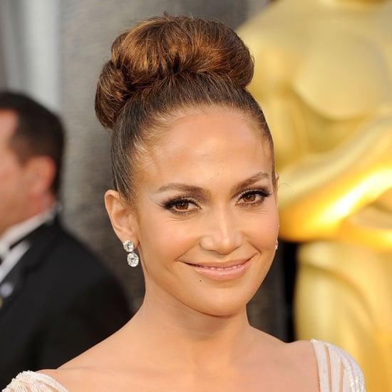 Jennifer Lopez: Oscars Beauty Look For 2012