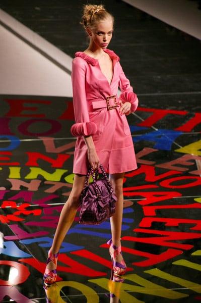 Paris Fashion Week, Spring 2008: Valentino