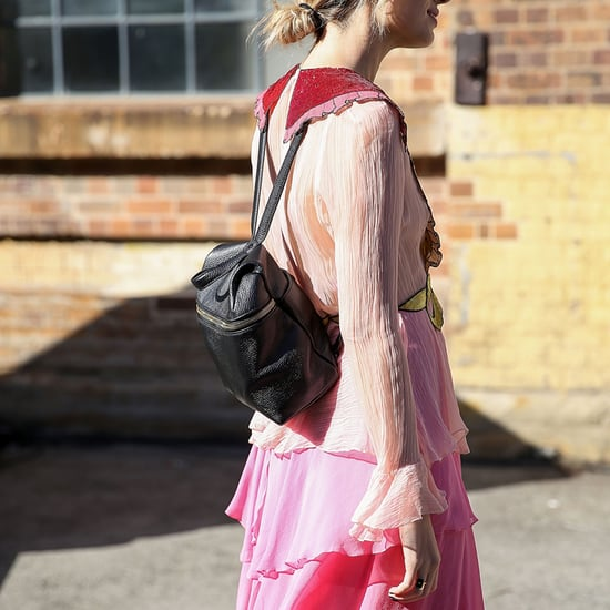 Shop Backpacks Online | Fashion Week 2016 Street Style Trend