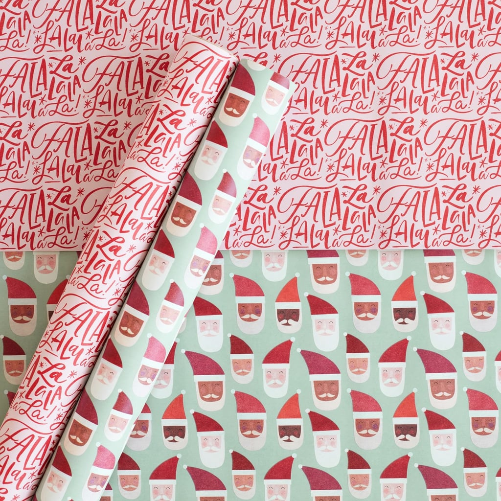 Minted Wrapping Paper at Target