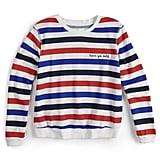 "Editor's Pick — ""Love Ya Self"" Striped Sweater"
