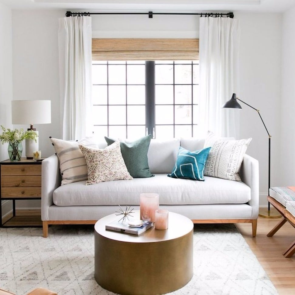 How to Hang Curtains | POPSUGAR Home
