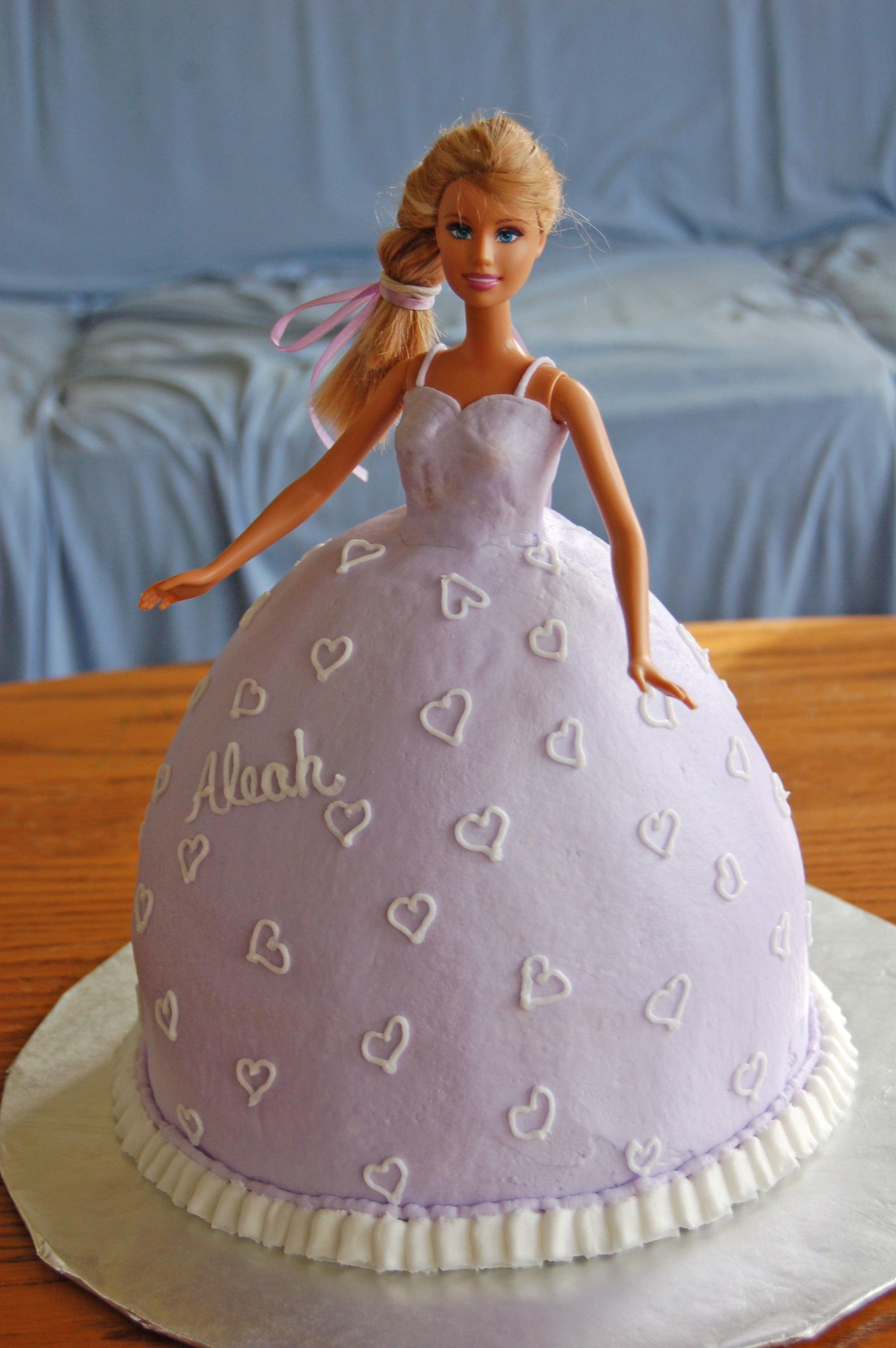 Happy Birthday Barbie Cakes Popsugar Food
