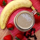 Chocolate Strawberry Banana Smoothie