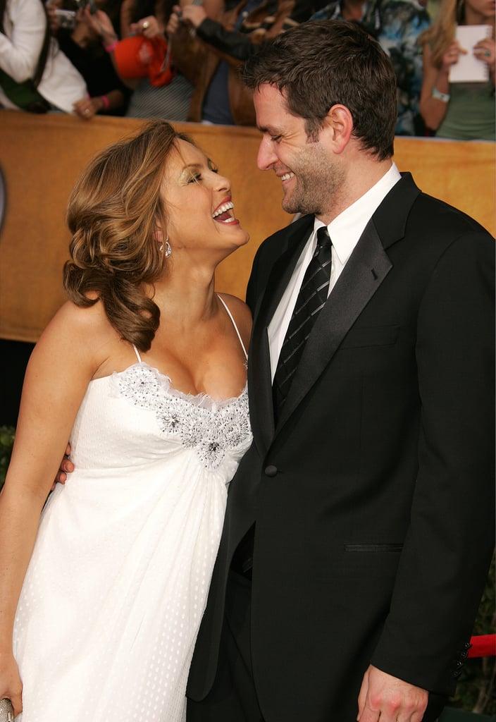 Peter Hermann And Mariska Hargitay Wedding Details Popsugar Celebrity