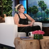 Miley Cyrus Talks About Her Engagement Ring on Ellen 2016