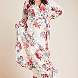 Joyce Maxi Plus Wrap Dress