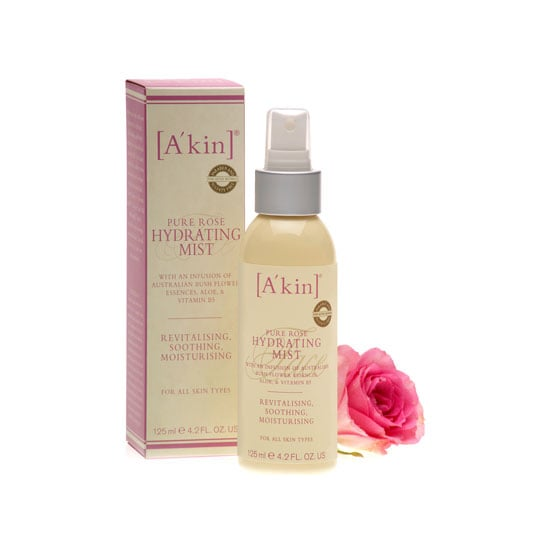 A'kin Pure Rose Hydrating Mist, $19.95