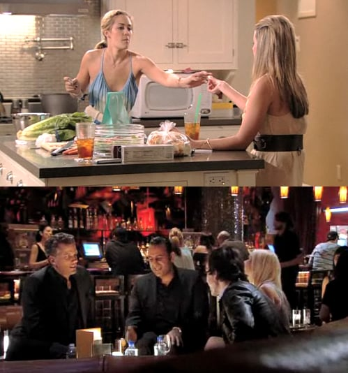 "The Hills Food Quiz: ""The Next Move Is Yours"""
