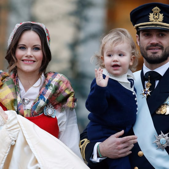 Prince Gabriel of Sweden Christening Pictures