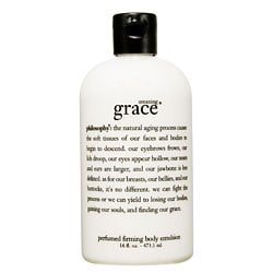 Monday Giveaway! Philosophy Amazing Grace Body Firming Emulsion