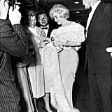 Golden Globe Winner Marilyn Monroe