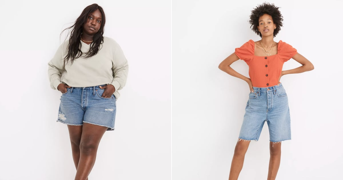You'll Want to Wear These 19 Denim Shorts Every Day This Summer