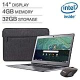 """Acer 14"""" Chromebook Bundle"""