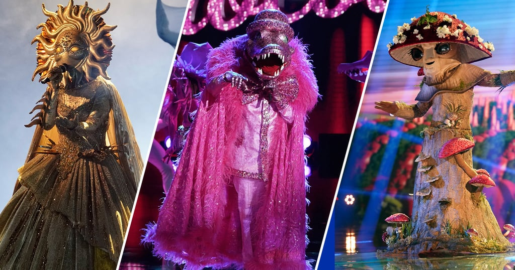 Who Has Been Unmasked on The Masked Singer Season 4?