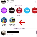Live Stories