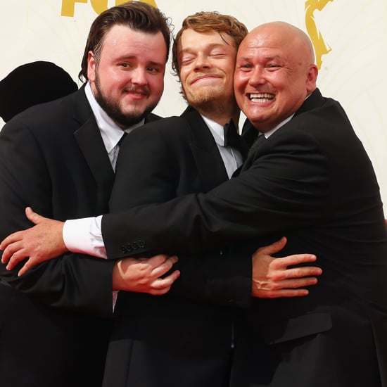 The Game of Thrones Cast Goofs Off on the Emmys Red Carpet