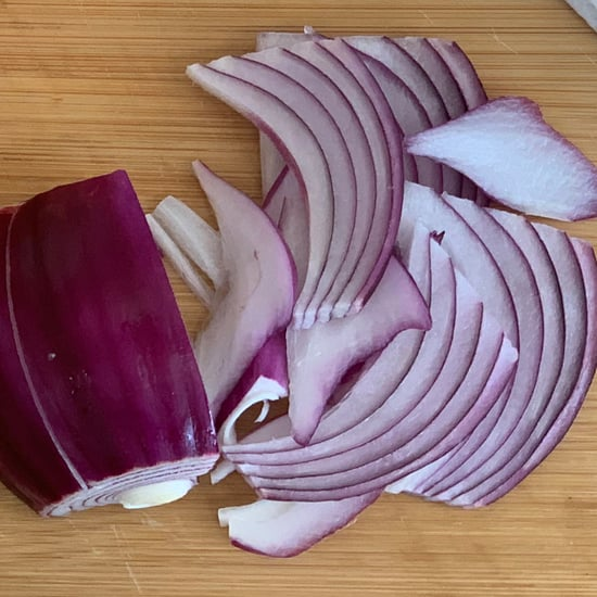 How to Not Cry When Cutting Onions | TikTok Hack