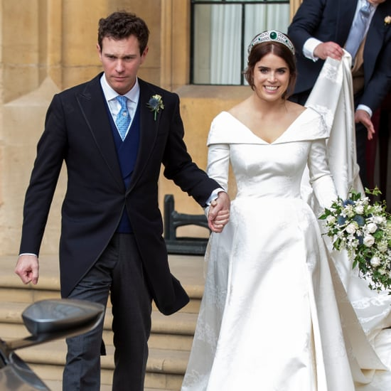 Princess Eugenie Jack Brooksbank Wedding Reception Details