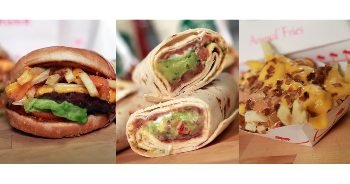 Secret Menu Items At Fast Food Restaurants