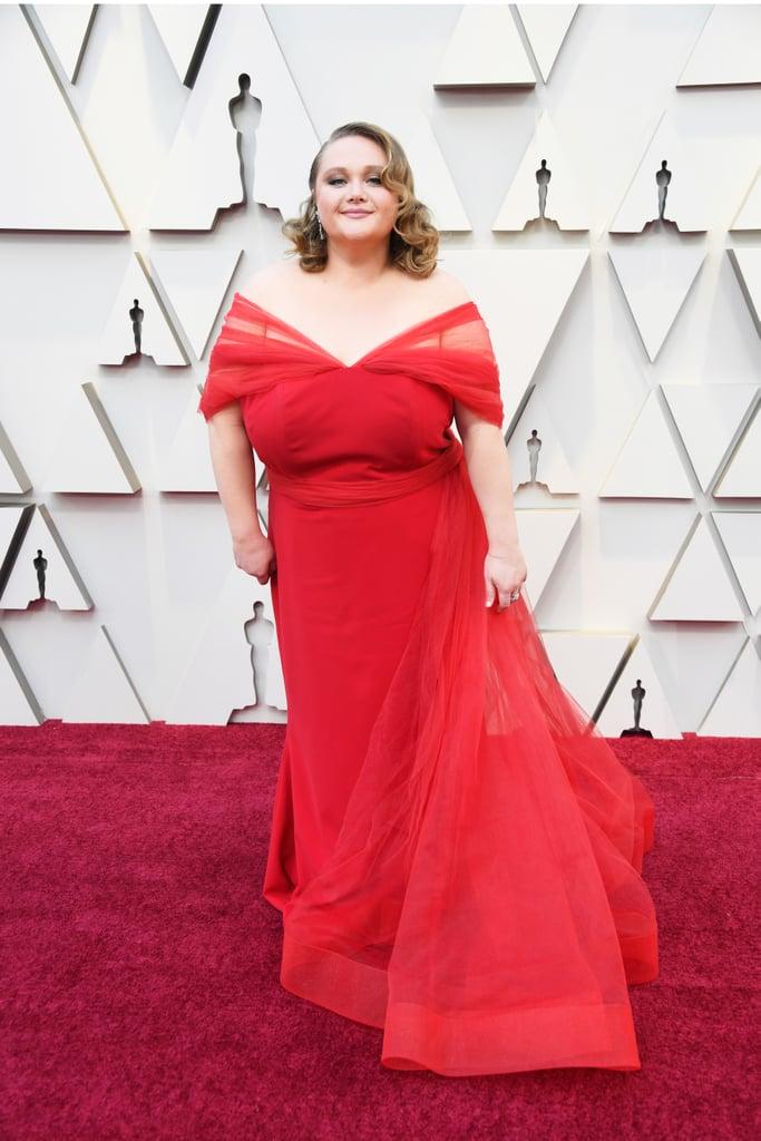Danielle Macdonald at the 2019 Oscars