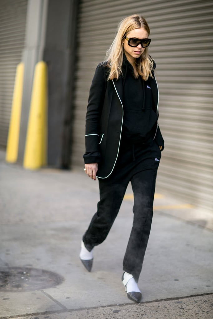 Pernille Teisbaek at Fashion Week Fall 2016