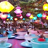 Spin circles at the Mad Tea Party. Tour Minnie's House. Explore the Disneyland Railroad.