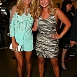 Carrie Underwood and Miranda Lambert at the CMT Awards.