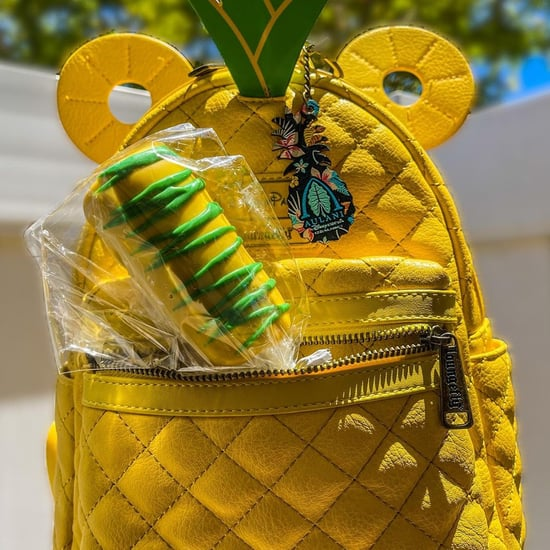 See Photos of Disneyland's Cute Pineapple Marshmallow Wand