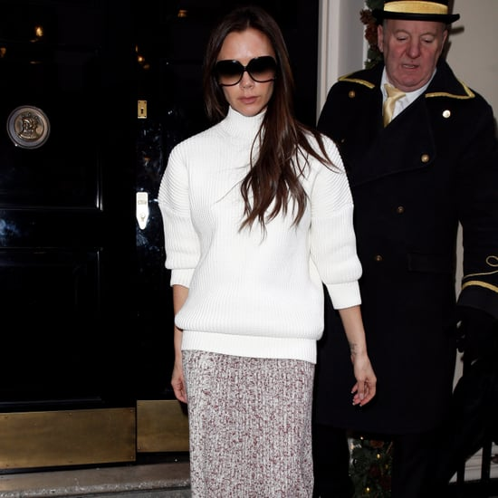 Victoria Beckham Fall Outfits