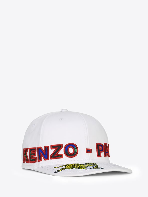 Embroidered Cotton Cap ($50)