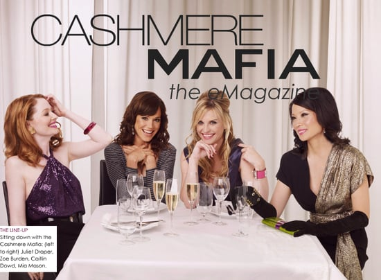 Simply Fab: Cashmere Mafia eMagazine