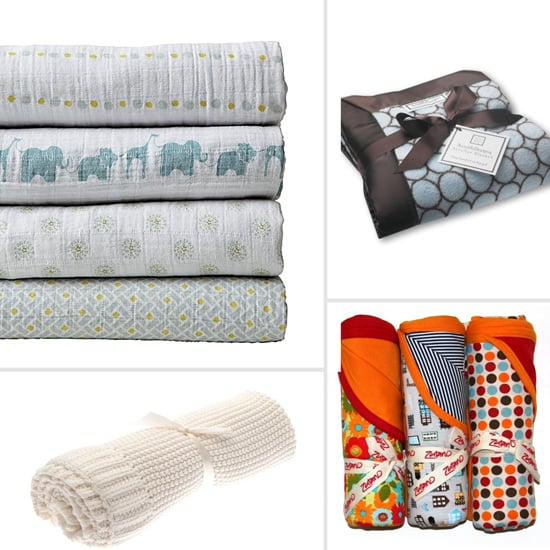 Wrap 'Em Up: The Softest Baby Blankets