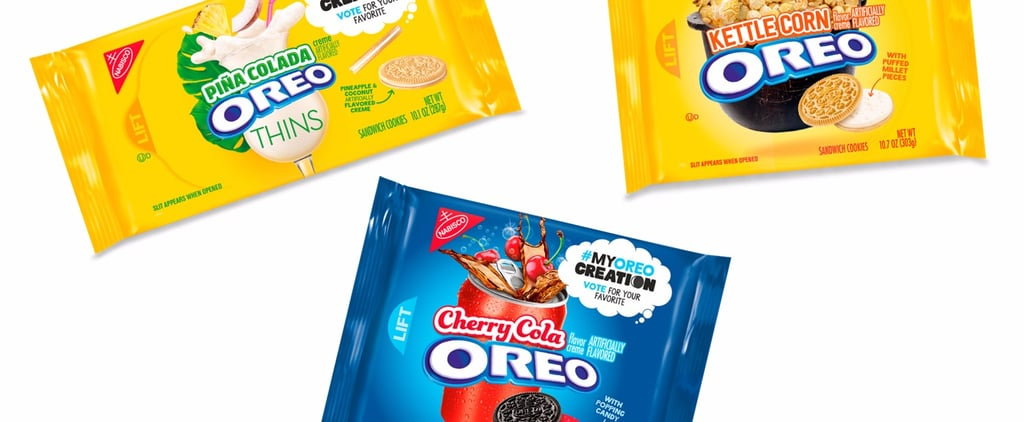 3 Totally Unexpected Oreo Flavors Are Coming in 2018, Including Cherry Cola!