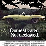 Another Jaguar ad alludes to women.