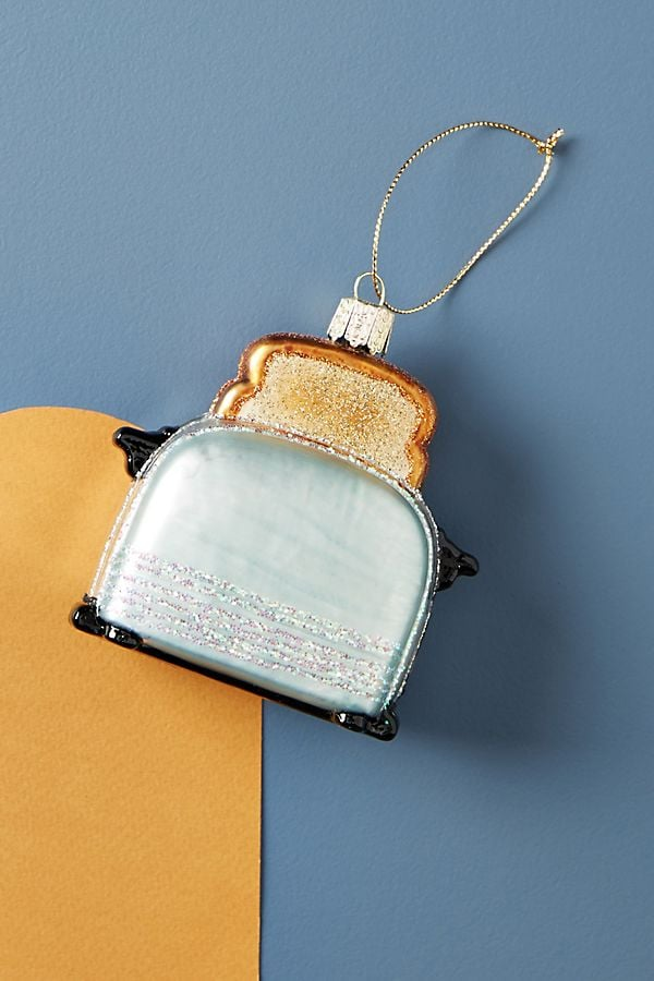 Sparkling Toaster Ornament