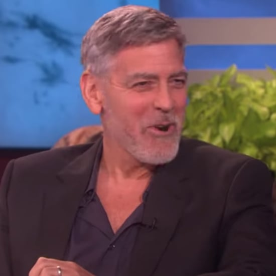 George Clooney Talks Baby Archie on The Ellen DeGeneres Show