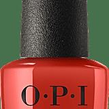 OPI Nail Lacquer in ¡Viva OPI! ($11)