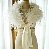 Ostrich Feather Wrap