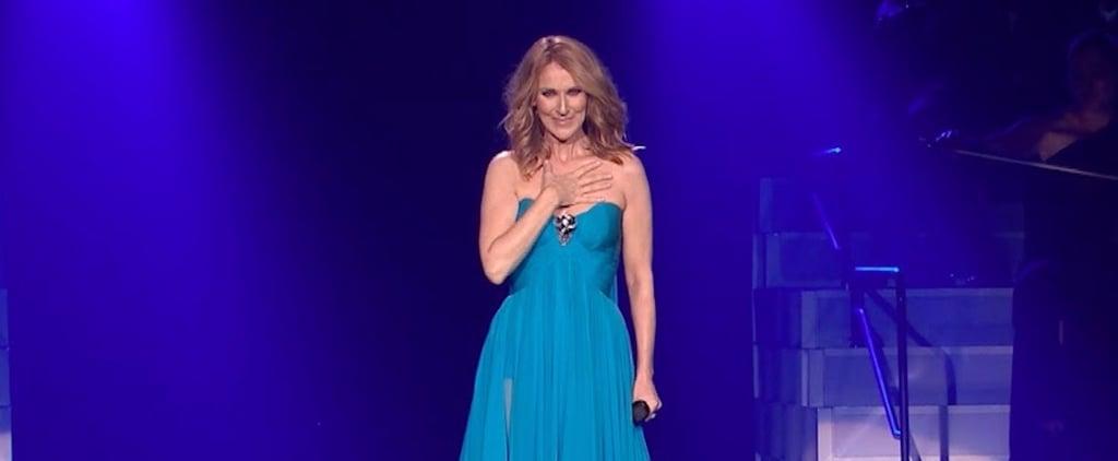 Celine Dion's Retrospective 2016 Video